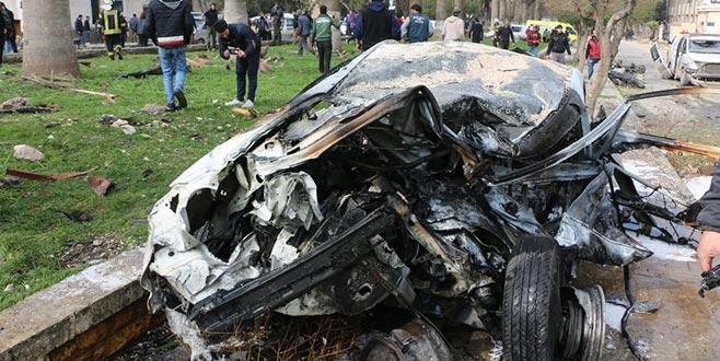 Suriye doğusunda bombalı saldırı