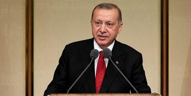 Cumhurbaşkanı Erdoğan: Failleri Fransızlardır