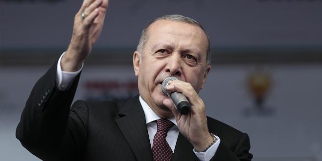 Erdoğan'dan Muğla Belediyesi'ne yol tepkisi