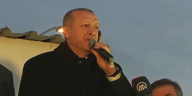 Cumhurbaşkanı Erdoğan: Bunu tersine çevirmek için...