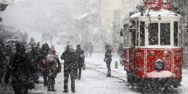 Meteoroloji'den İstanbul için uyarı geldi!