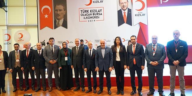 Kızılay da Gürkan güven tazeledi