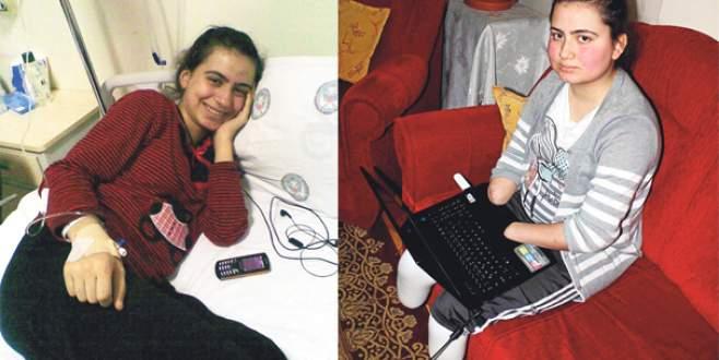 Türkiye'yi ağlatan kızdan kötü haber