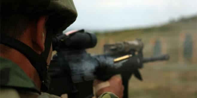 Sınırda asker uyarı ateşi açtı: 2 yaralı