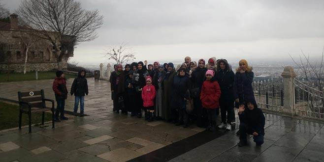 Belediye'den ücretsiz kültür gezileri