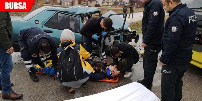 Kazadan acı haber.. 8 aylık hamile kadın bebeğini kaybetti