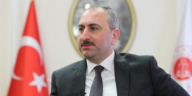 Adalet Bakanı Gül'den IMF açıklaması