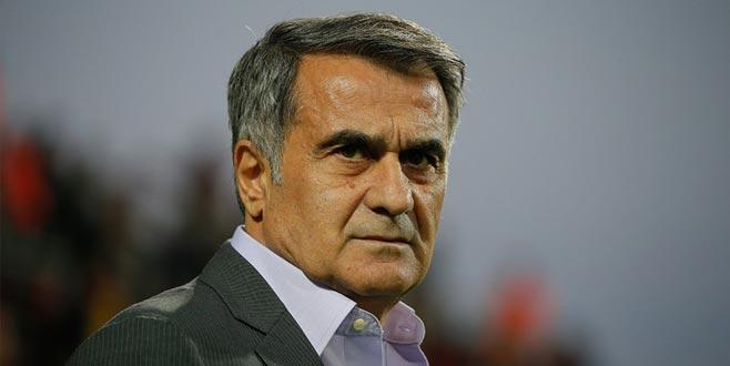 Şenol Güneş'ten Fenerbahçe açıklaması