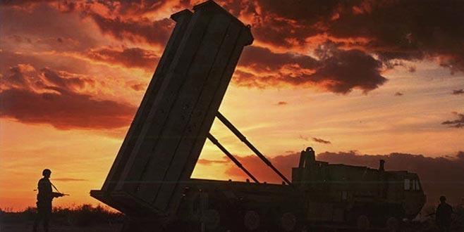 ABD, İsrail'e ilk kez THAAD konuşlandırdı