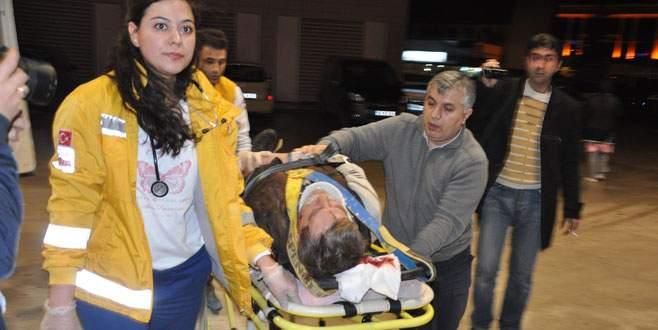Bursa'da 2 ayrı kaza: 2 yaralı