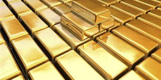 Altın ithalatı, ocak ayında yüzde 62,4 azaldı
