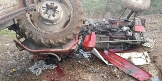 Babanın yaptığı kazada oğlu öldü, kızı yaralandı