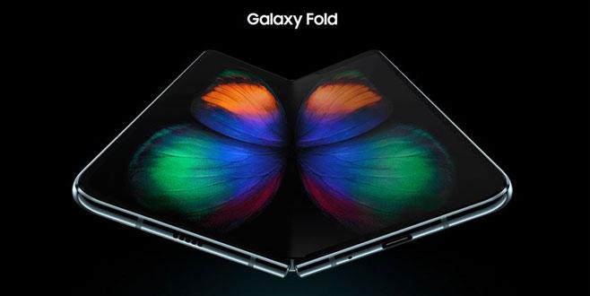 Samsung Galaxy Fold'un Türkiye'de satış tarihi belli oldu