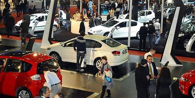 Otomobil ve hafif ticari araç pazarı arttı