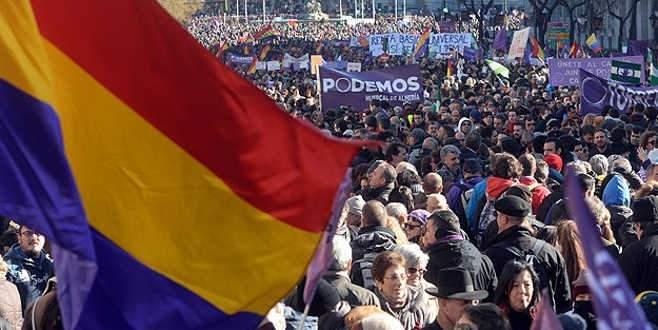 Podemos'tan 'Siriza' etkisi beklenmiyor