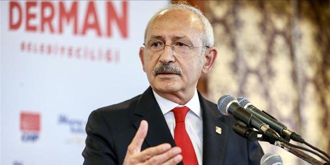 Kılıçdaroğlu: Size ne milliyetçi ne de ülkücü derim