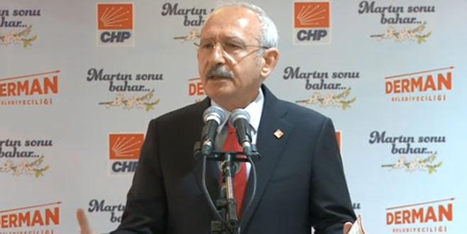 Kılıçdaroğlu: Mezarlıklar vazgeçilmez adamlarla dolu