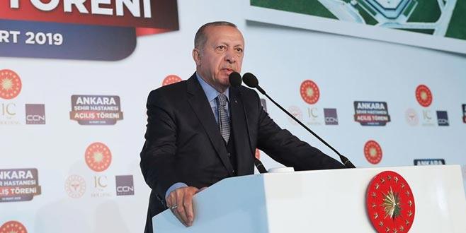 Erdoğan: Hemşirelerimizin 3600 ek gösterge meselesini çözeceğiz