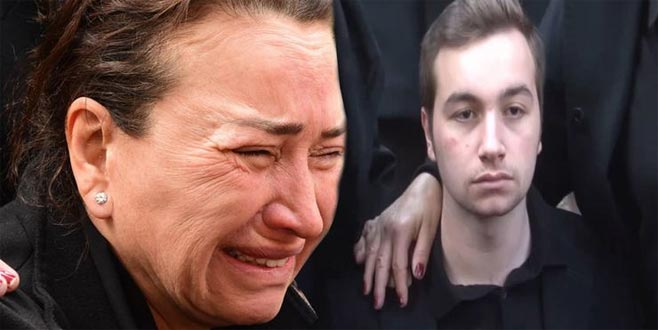 En acı gün! Gözyaşları sel oldu