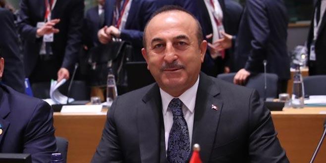 Çavuşoğlu açıkladı: Son aşamaya gelindi