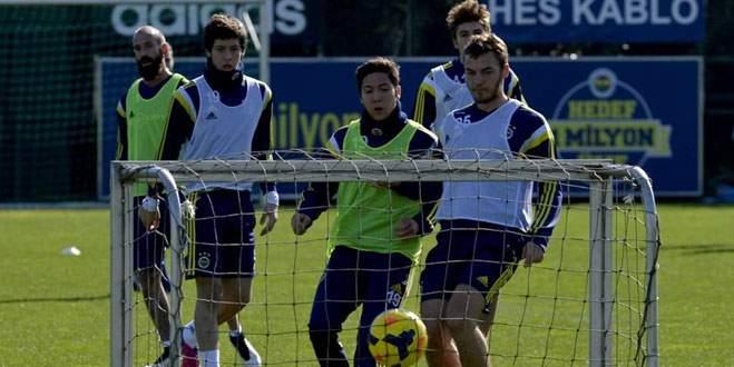 Fenerbahçe'de Trabzonspor maçı mesaisi başladı