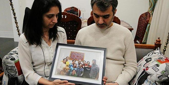 Kanadalı bir aileüç neslini kaybetti