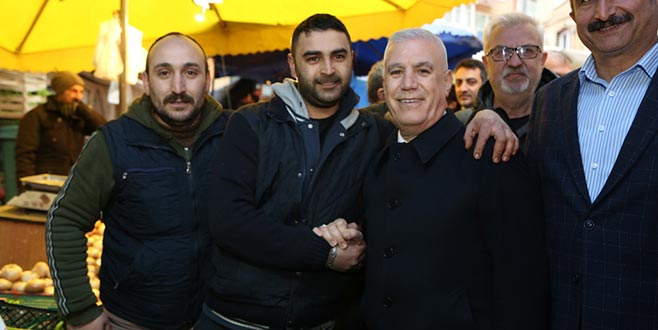 'Kendimize ve Bursalılar'a güveniyoruz'