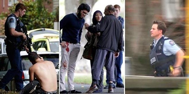 Yeni Zelanda'da iki camide katliam: Çok sayıda ölü ve yaralı var