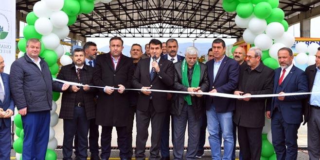 Bursa'da ilk! Osmangazi'den çevreci hamle...