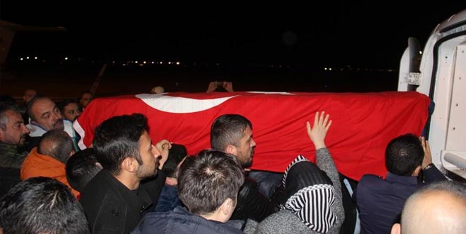 Polonya'da öldürülen Türk öğrencinin cenazesi Türkiye'de