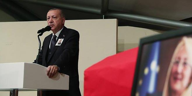 Erdoğan: İslam düşmanlığı toplu katliam boyutuna ulaşmıştır