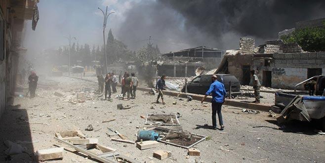 ABD'den Rusya'ya İdlib suçlaması