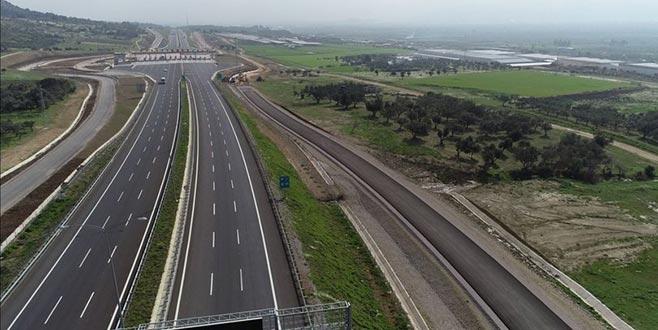 İstanbul-İzmir Otoyolu'nda bir bölüm daha açıldı