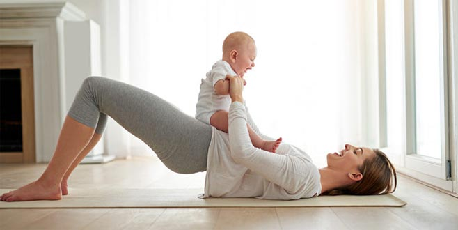 Doğum sonrası hangi egzersizler yapılmalı?