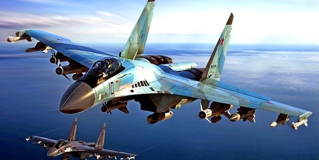 Mısır, Rusya'danSU-35 uçağı alıyor