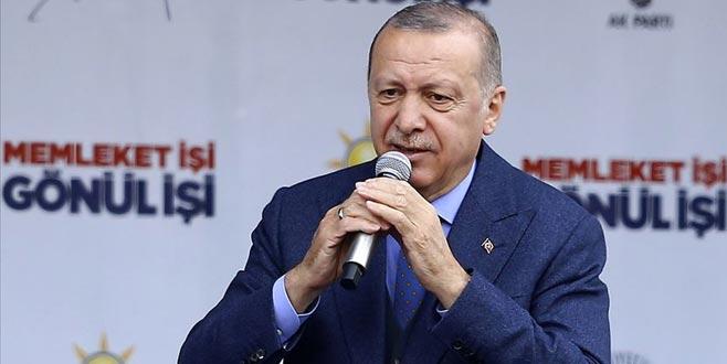 Cumhurbaşkanı Erdoğan'dan sert sözler: Hesap sorulacaktır
