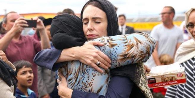 Hain saldırı Yeni Zelanda'yıbirleştirdi