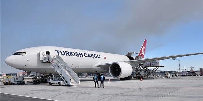 Turkish Cargo'dan İstanbul Havalimanı'na ilk direkt sefer
