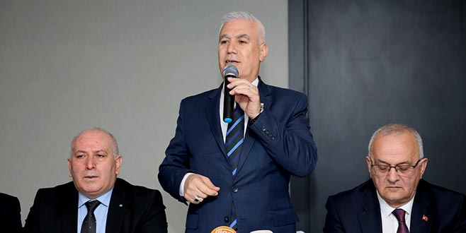 Bozbey: 'Bursa'nın sorunlarını çözmek için yola çıktık'