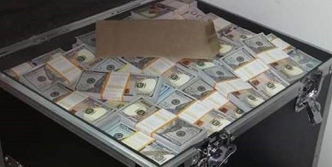 Bankada 20 milyondolar sahte banknot