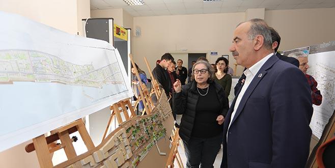 'Mudanya'nın geleceğini halkla planlıyoruz'