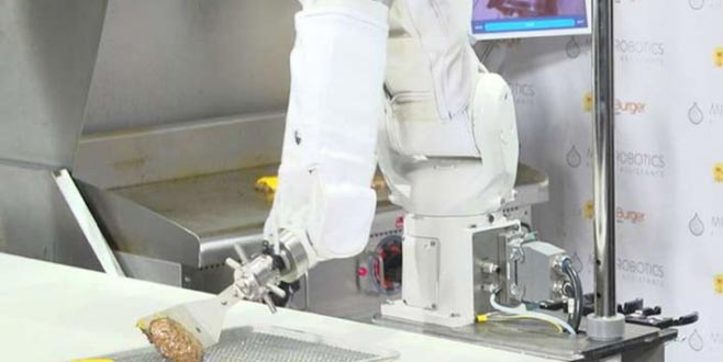 Yakında köfte çeviren robotları göreceğiz
