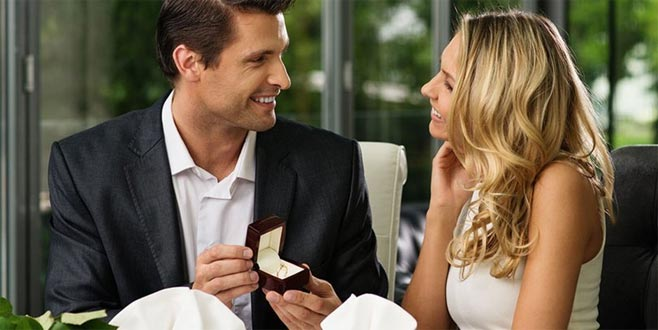 İşte en çok evlilik teklifi edilen yer!