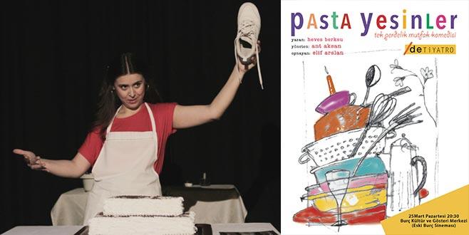 Pasta Yesinler, Bursalı tiyatroseverlerle buluşacak