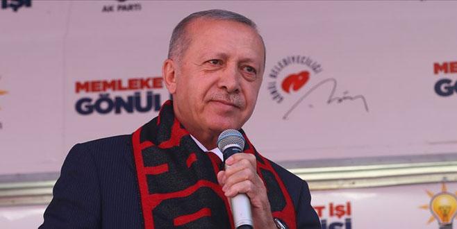 Erdoğan Eskişehir'de önemli kararı duyurdu