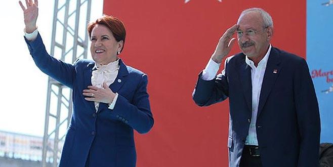 Bursa'da ortak miting
