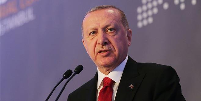 Erdoğan'dan 'Golan Tepeleri' açıklaması