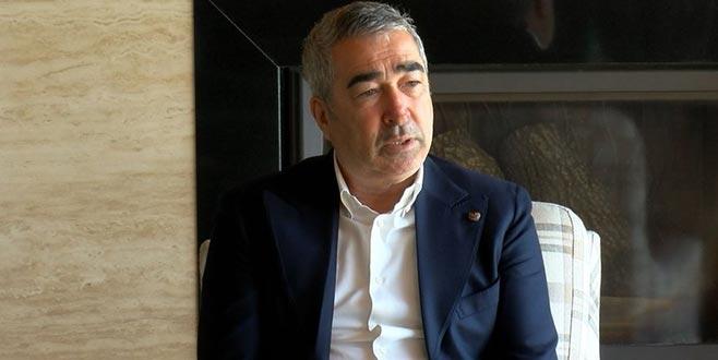 Samet Aybaba'dan yabancı sınırı açıklaması