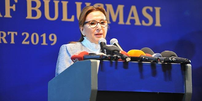 Ticaret Bakanı Ruhsar Pekcan: Devlet arkanızda