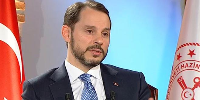 Berat Albayrak'tan önemli enflasyon açıklaması
